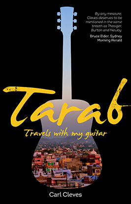 Tarab Travels with my guitar Carl Cleves